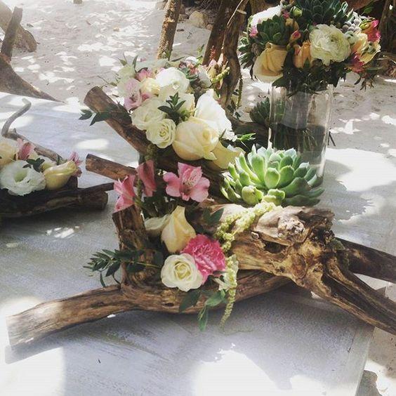 Tulum wedding flowers 17