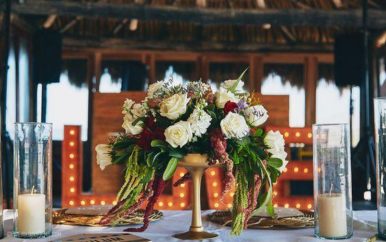 Tulum wedding flowers 7