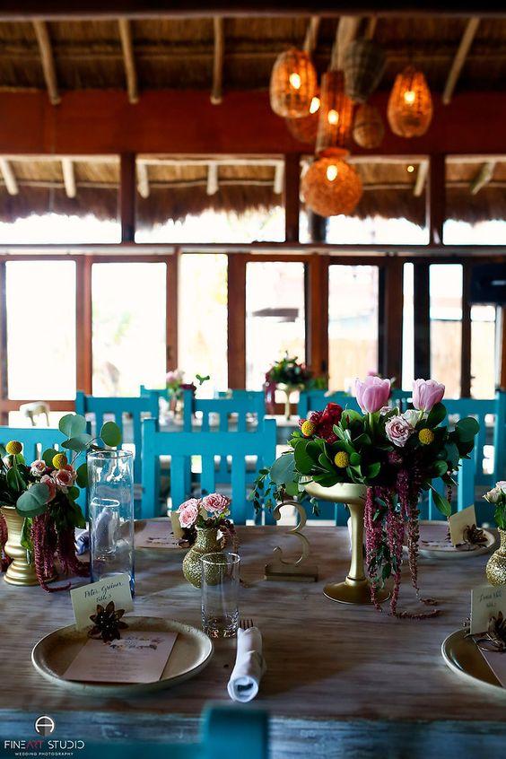 Tulum wedding flowers2
