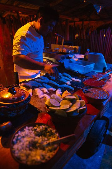 Tulum Wedding Food and Drinks11