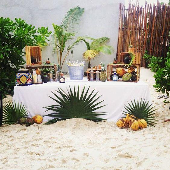 Tulum Wedding Food and Drinks12