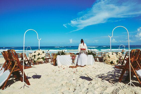 Tulum Wedding ceremony4