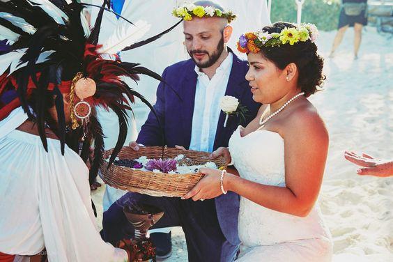 Tulum Wedding ceremony5