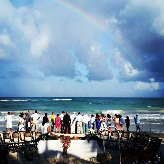 Tulum Wedding ceremony9