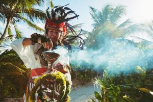 Mayan Wedding Ceremony Tulum