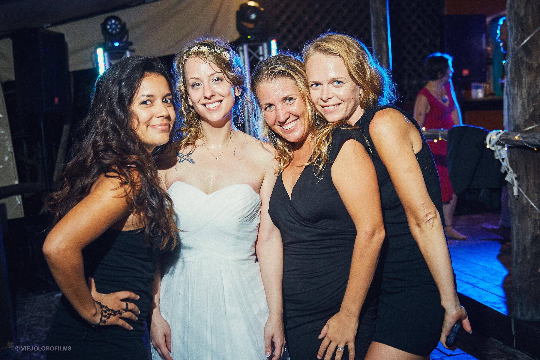 Tulum Living Wedding Staff